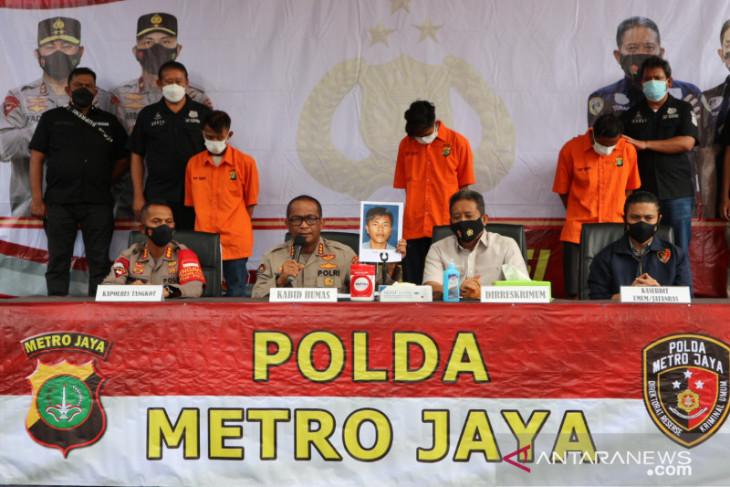 Polda Metro Jaya ultimatum buronan kasus penembakan di Tangerang serahkan diri