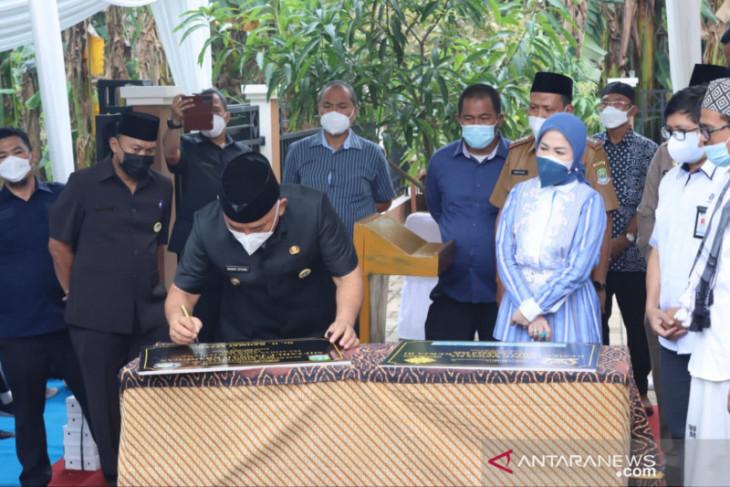 Wali Kota Bekasi resmikan BLK Miftahul Jannah Kranggan