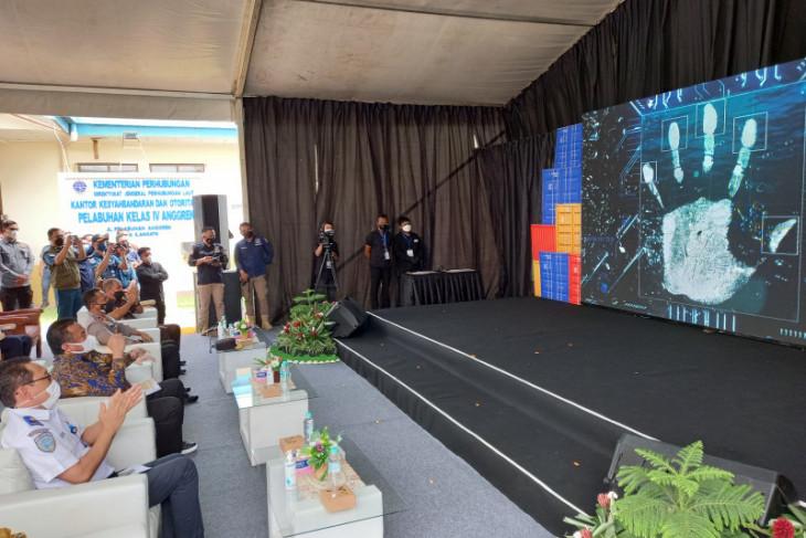 Menhub resmikan KPBU Pelabuhan Anggrek di Gorontalo Utara secara virtual