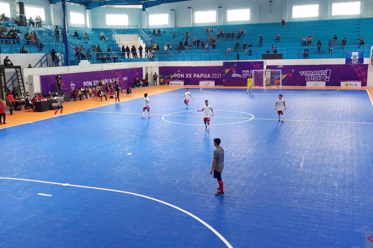 PON Papua: Tim futsal Jatim buka peluang ke semifinal usai kandaskan Maluku Utara