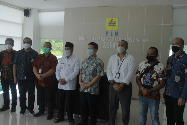 Gubernur Malut apresiasi pengamanan pasokan listrik STQ Nasional sukseskan tuan rumah