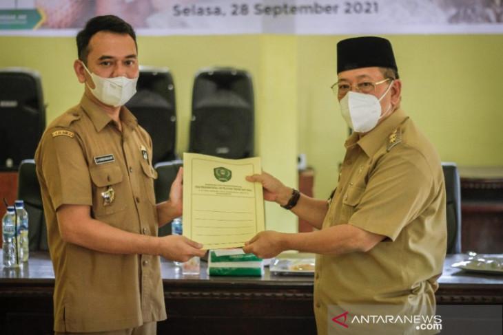 Penyelenggaraan pelayanan publik berbasis kearifan lokal di Kota Padangsidimpuan