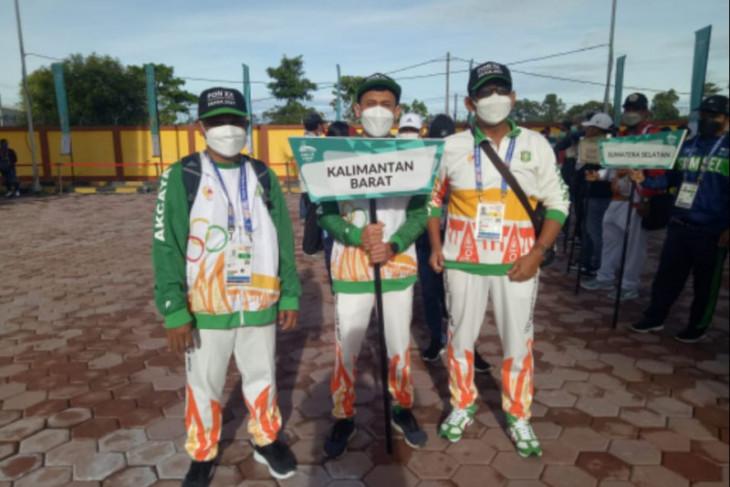 PON Papua - Atlet panjat tebing Kalimantan Barat turun di dua kelas