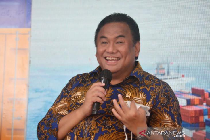 Rachmat Gobel: Pelabuhan Anggrek lokomotif ekonomi Gorontalo