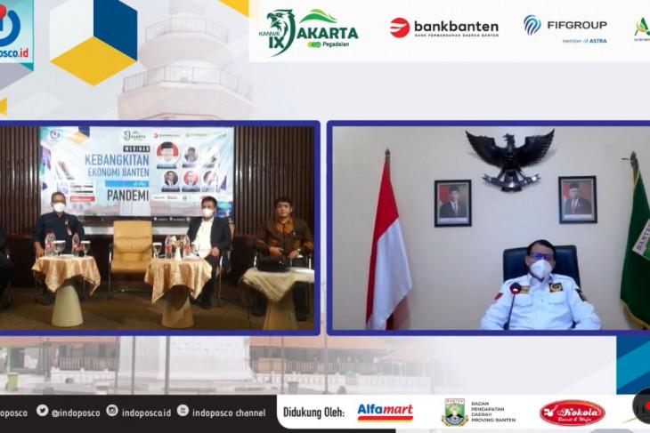 Pemprov Banten terus dorong investasi