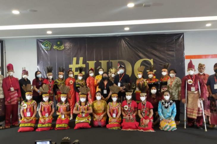 LPDG Kalbar turunkan 19 orang di ajang Utsawa Dharma Gita ke- XIV