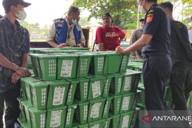Borneo Titian Berjaya kirim 15,5 ton kratom ke Belanda