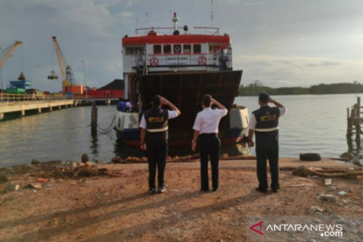 Arus penumpang di Pelabuhan Tanjung Ru menurun selama PPKM