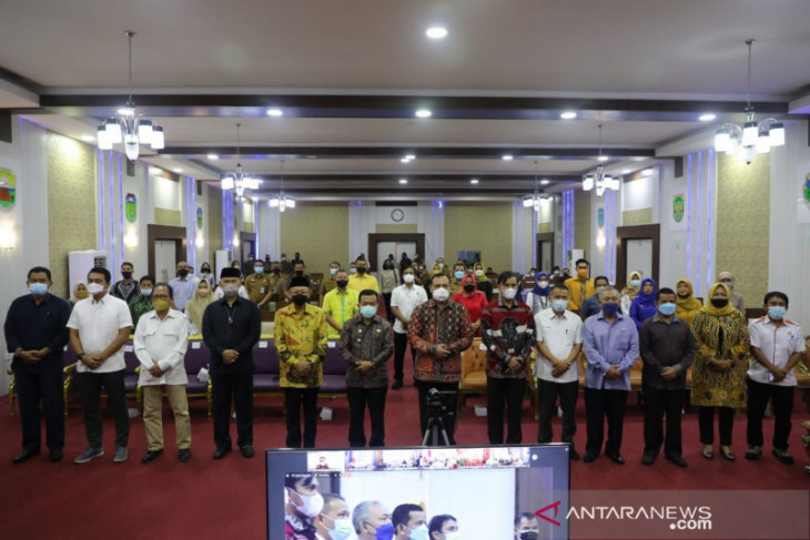 Ketua KPK sosialisasikan politik cerdas berintegritas ke parpol di Jambi