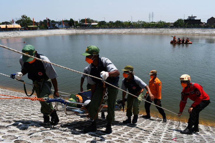 Pelatihan Mitigasi Bencana di Madiun