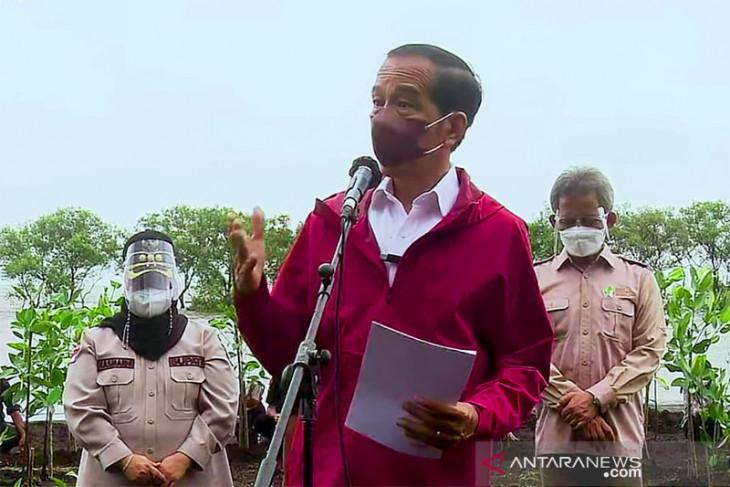 Presiden hormati putusan MK dan MA soal TWK pegawai KPK