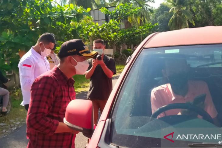 Pemkab Bangka buka lanyanan wisata vaksin di pantai