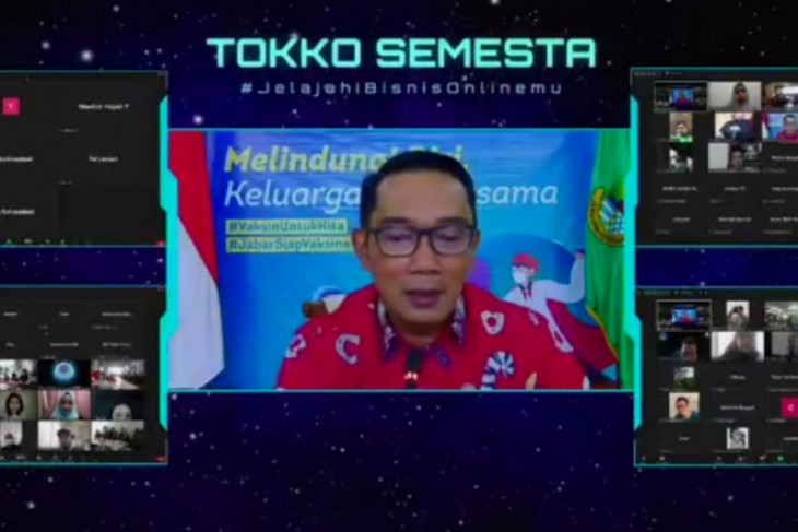 Ridwan Kamil sambut baik aplikasi bantu UMKM