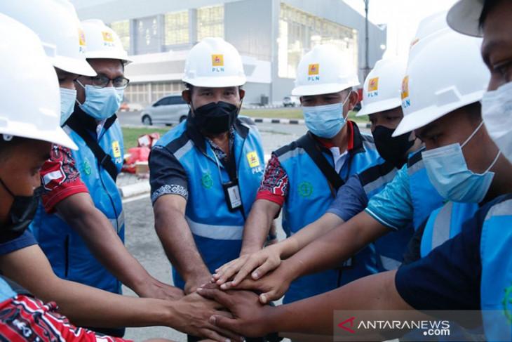 Jaga Kelistrikan PON XX Papua PLN kerahkan ratusan petugas dari berbagai daerah termasuk dari Maluku-Malut