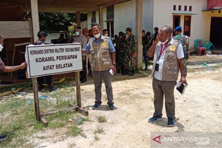 Papua's human rights commission investigates Kisor terrorist attack