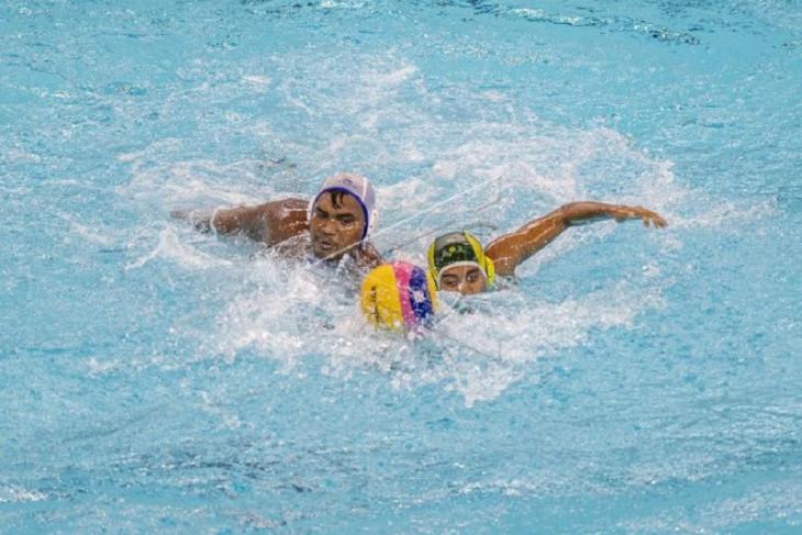 Tim polo air putra Jambi menang