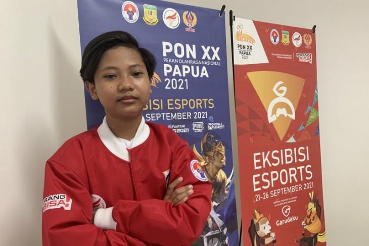PON Athlete -- At 13, Rafli Setiawan is youngest esports athlete at PON