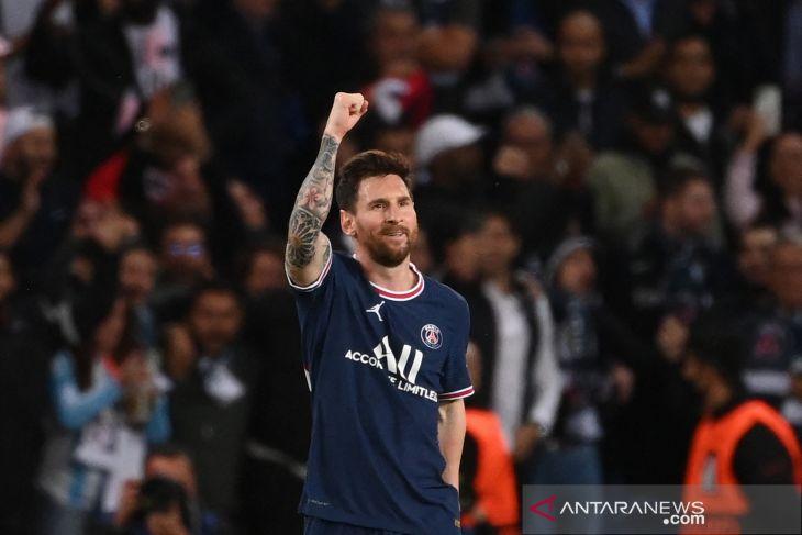 Liga Prancis: Messi ungkap dirinya tidak menyesal gabung PSG