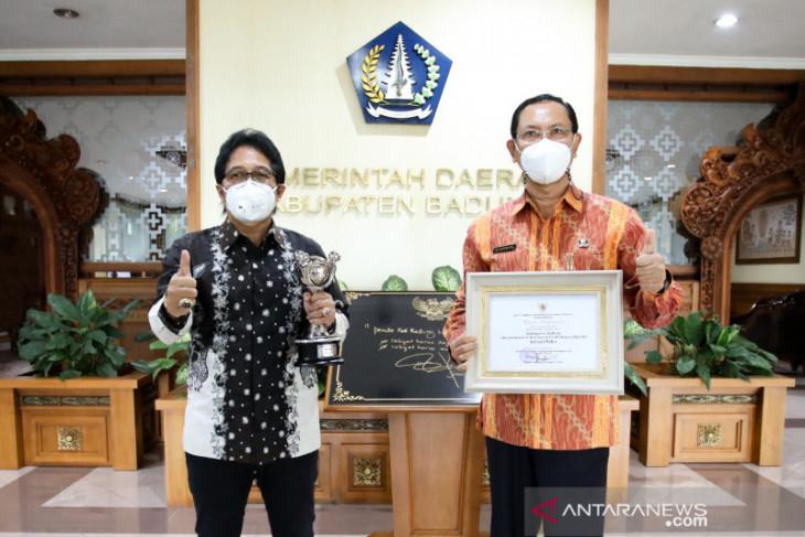 Kabupaten Badung terima Anugerah Parahita Ekapraya dari Kemen-PPPA