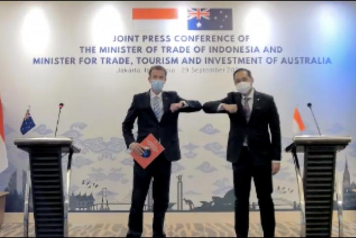 Minister optimistic of rebound in Indonesia-Australia trade