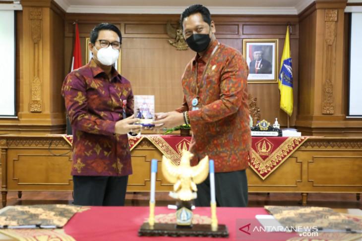 Pemkab Badung  dan Kanwil DJPb Provinsi Bali jalin kerja sama