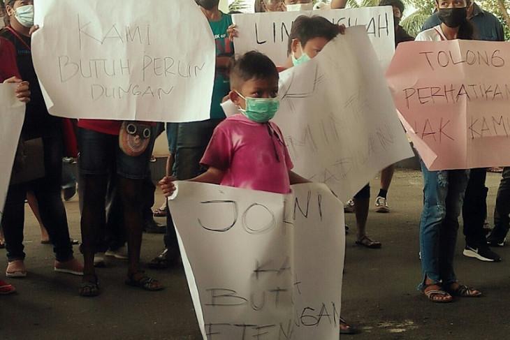 Warga Tawiri datangi DPRD Maluku minta perlindungan akibat terintimidasi TNI -AU begini penjelasannya