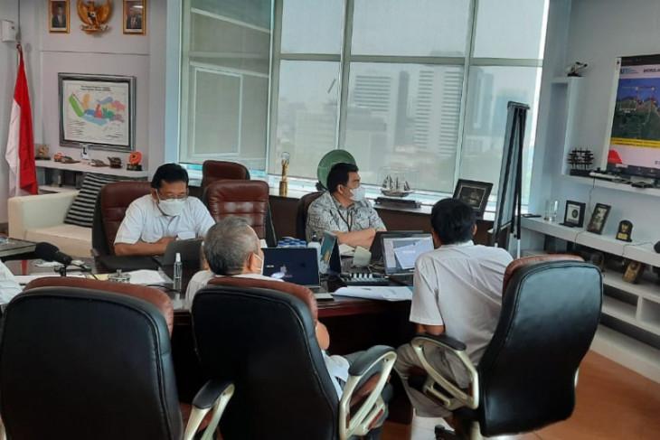 KKP panggil Pertamina bahas penanganan tumpahan minyak di Aceh selamatkan lingkungan