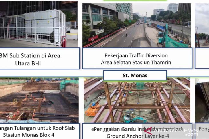MRT Jakarta evaluates 202, 205A construction tenders