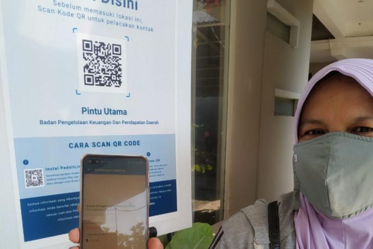 Masuk kantor Pemkot Mojokerto wajib pakai aplikasi PeduliLindungi