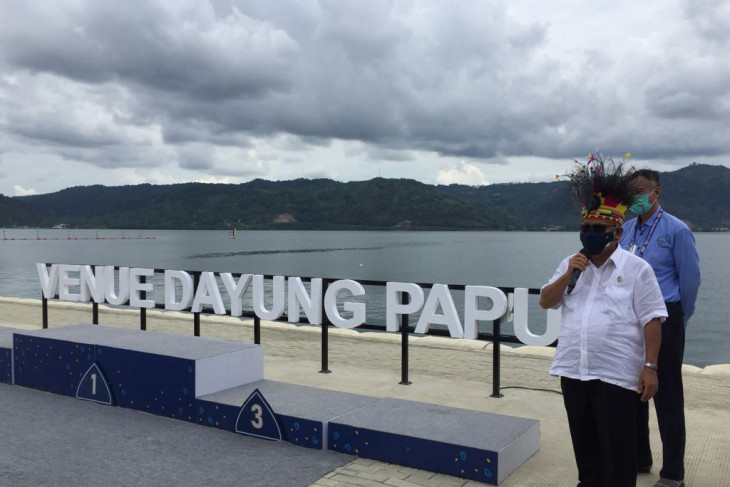 Keep venues open for sports, tourism post PON, Papua told