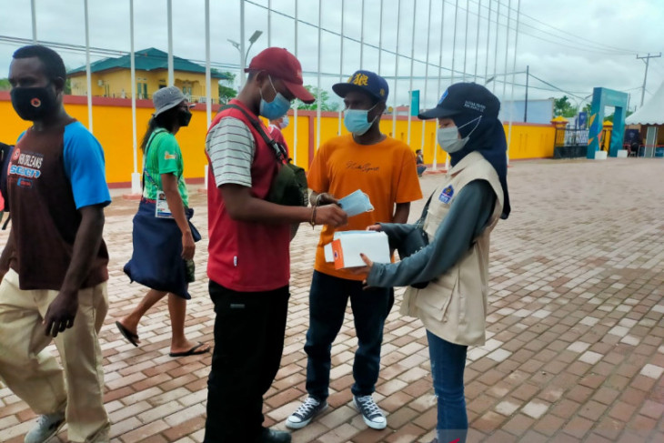 Task force ensures health protocols followed at Papua PON venues