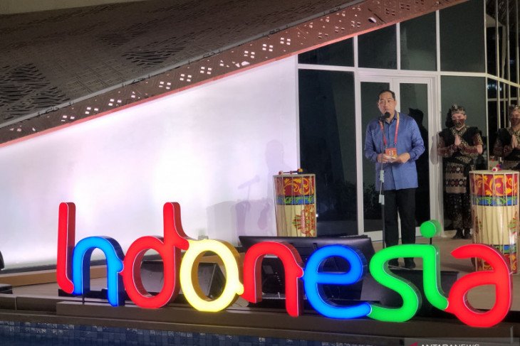 Indonesian Pavilion officially opened at 2020 Dubai Expo
