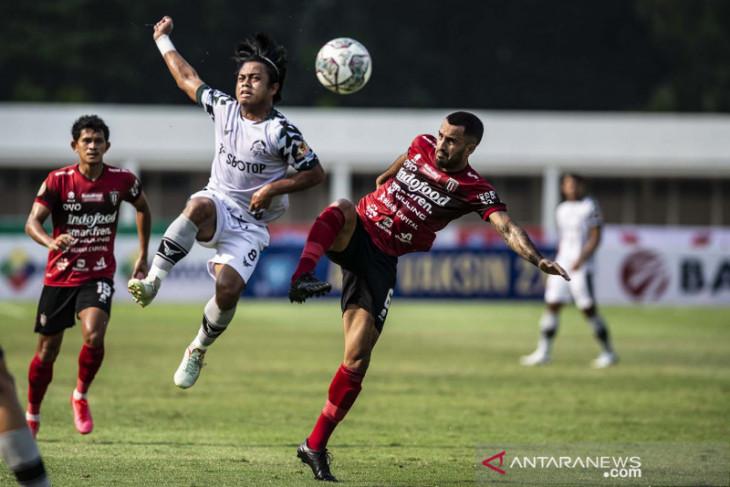 Lerby Eliandry selamatkan Bali United dari kekalahan melawan Tira Persikabo