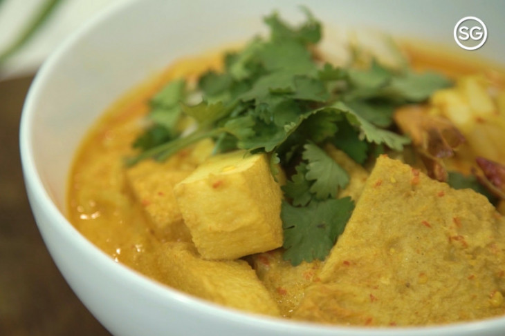 Enam kuliner Singapura yang bisa dicoba di rumah