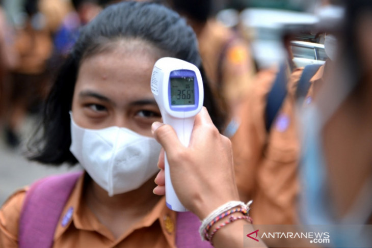 Pemkab Badung pastikan sekolah tatap muka ikuti prokes
