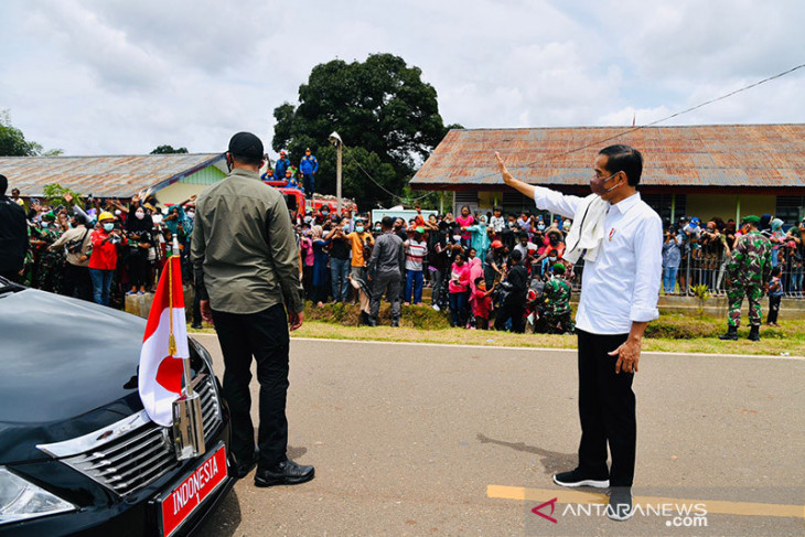 Developing Merauke and South Papua province in waiting