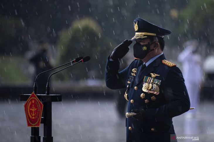 Panglima TNI minta prajurit tingkatkan profesionalisme