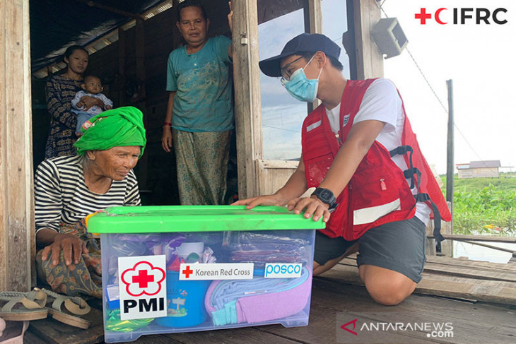 IFRC: Lebih dari 139 juta penduduk dunia terdampak perubahan iklim dan COVID-19