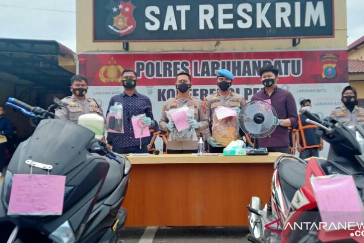 Begal motor teman, RP ditangkap Polisi