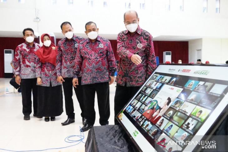 UMSurabaya kenalkan kampus pada maba lewat film Squid Game