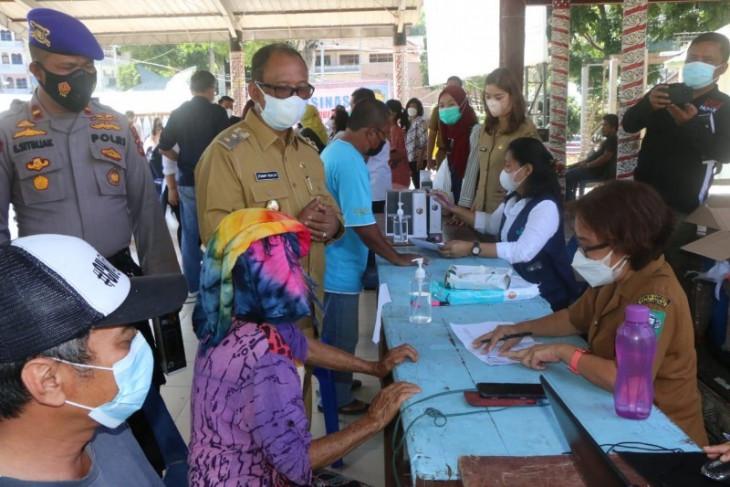IKA USU Jakarta gelar vaksinasi di Simalungun, sediakan 10.000 dosis