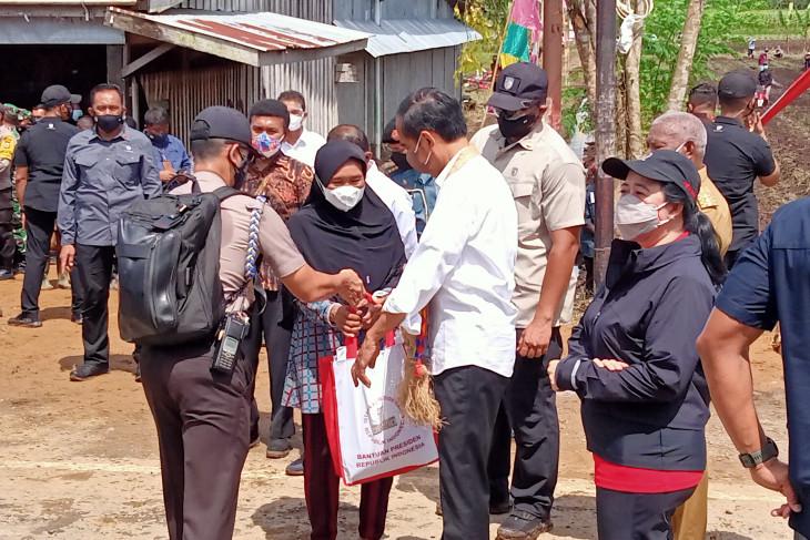 Presiden minta Provinsi Papua Barat percepat vaksinasi