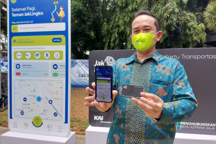 JakLingko app can be downloaded from Jan 2022: official