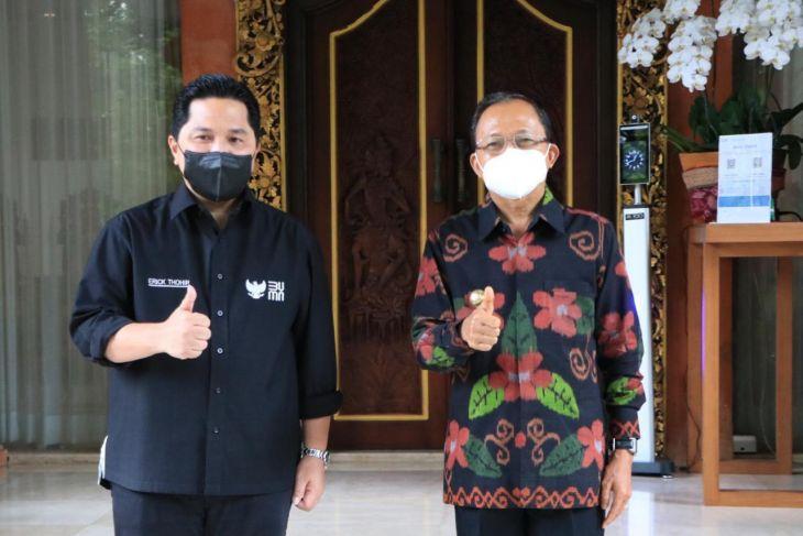 Gubernur Koster pertegas kesiapan Bali buka pintu bagi wisman (video)