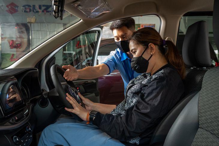 Tips mendapatkan posisi yang nyaman saat berkendara
