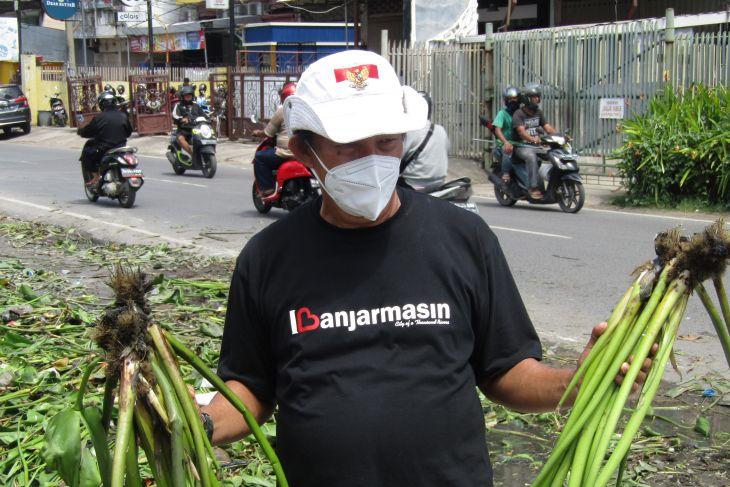 Mohammad Ary, coba ajak warga Banjarmasin peduli sungai