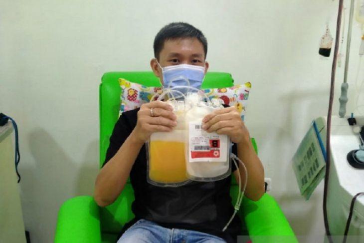 PMI Kota Tangerang hentikan untuk sementara donor plasma konvalesen