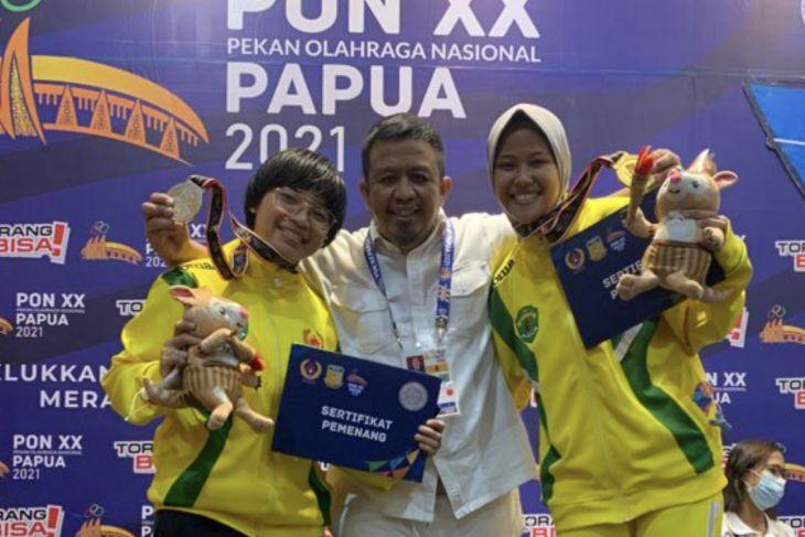 PON Papua - Medali emas dan perak  nomor sabel putri jadi milik Kaltim