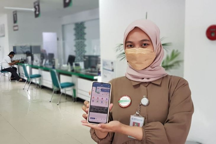 BPJS Kesehatan Surabaya implementasikan antrean daring di klinik utama dan rumah sakit