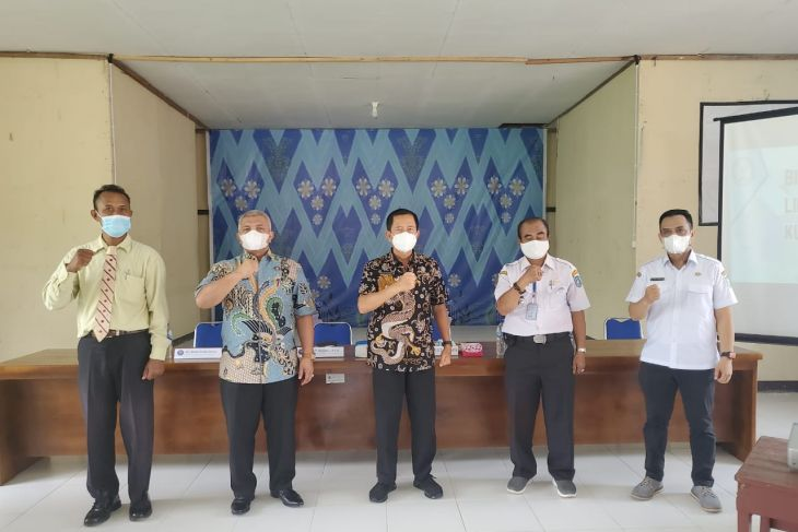 BNN latih keterampilan warga Rasau Jaya, sempat singgung kratom